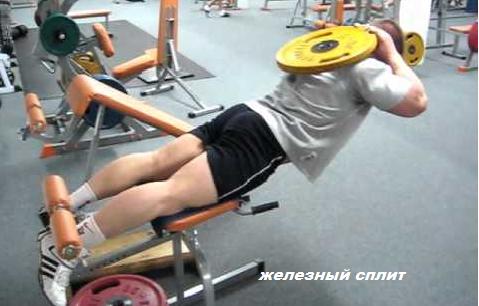 Тренировки при межпозвоночных грыжах