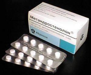пачка метандростенолона фото